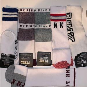 6 pairs Vs knee high socks bundle!!